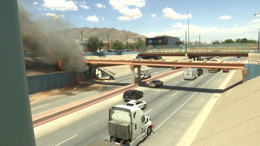 Fiery semi-truck crash: One year later | KTSM 9 News