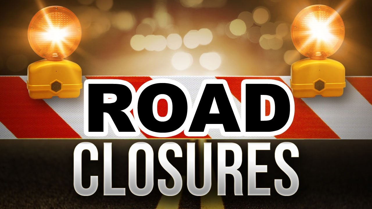 Overnight 375 road closures