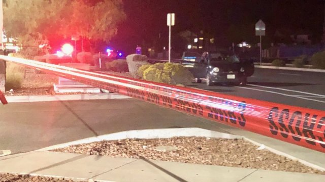 Woman struck by a car and killed in West El Paso
