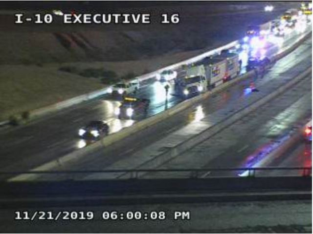 Second semi-truck crash reported in West El Paso