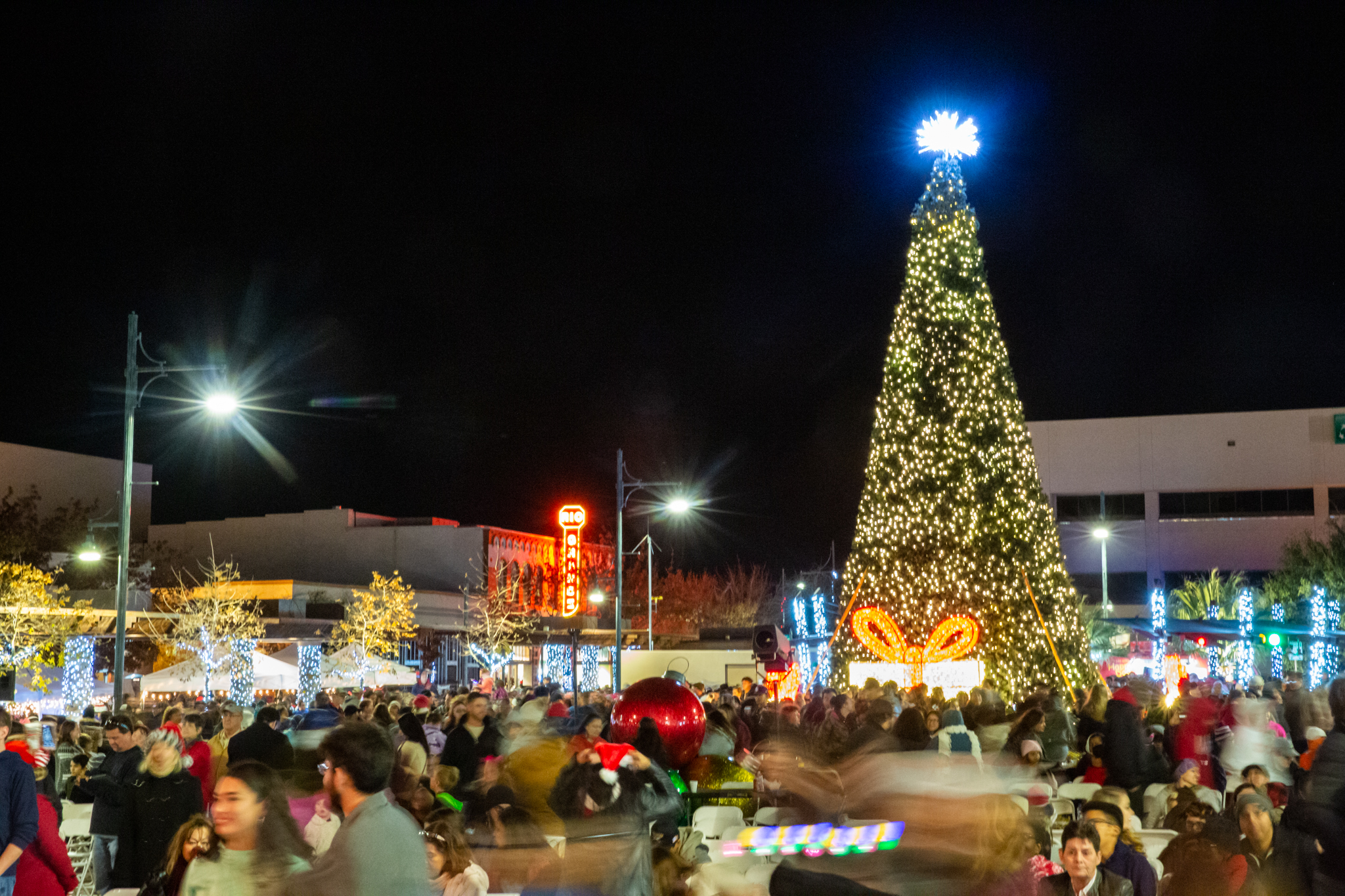 Mesilla Christmas Tree Lighting 2020 Las Cruces prepares for annual Christmas Tree Lighting Ceremony