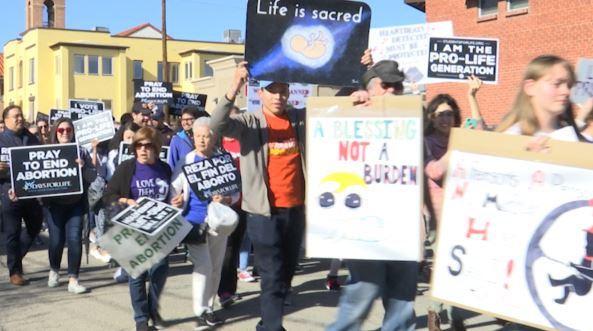 Pro-life proclamation from city of El Paso has some council members divided