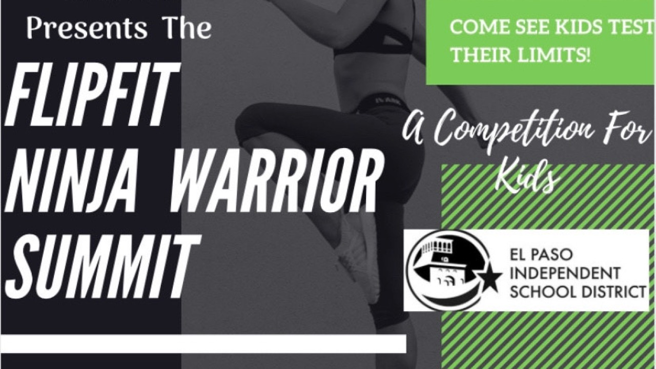 EPISD middle school to host Ninja Warrior-like event for students