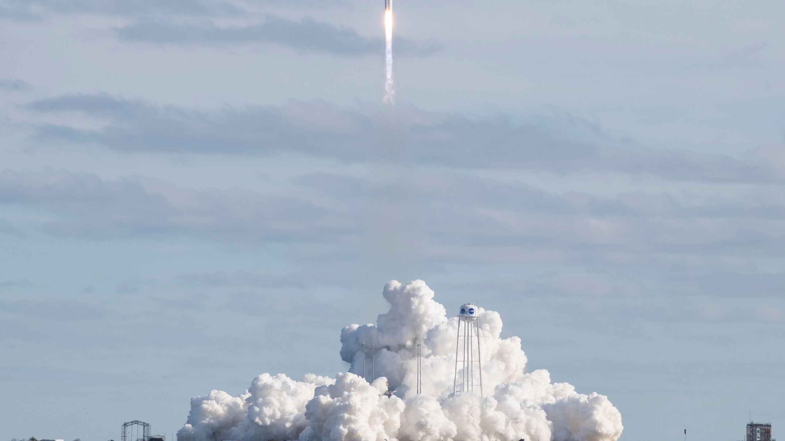 Northrop Grumman Antares CRS-13 Launch