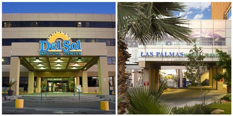 Las Palmas Del Sol Healthcare To Re Introduce Non Covid Patient Care Services