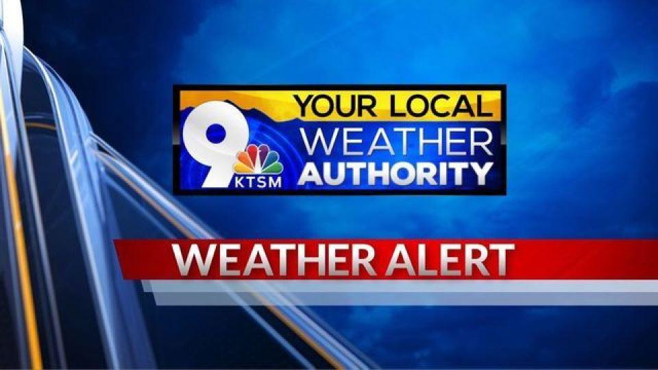 Weather Authority Alert Hail Heavy