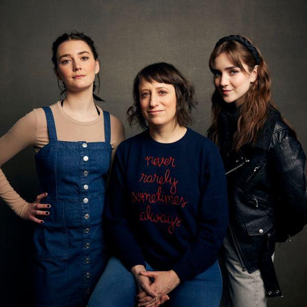 Sidney Flanigan, Eliza Hittman, Talia Ryder