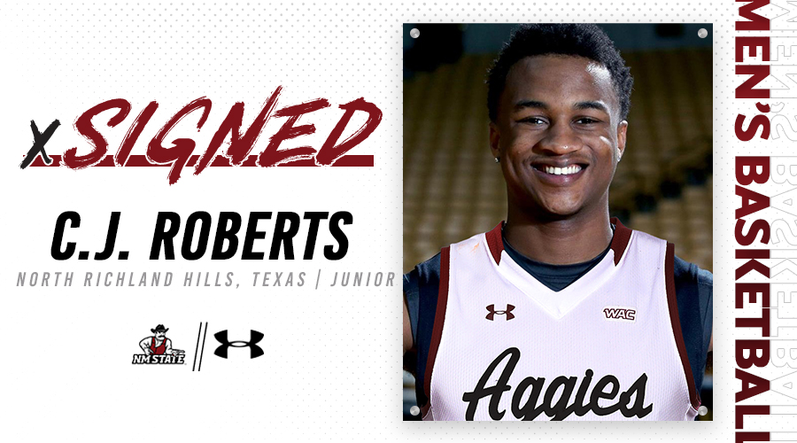 Roberts Signs National Letter Of Intent To Play For Jans Aggies
