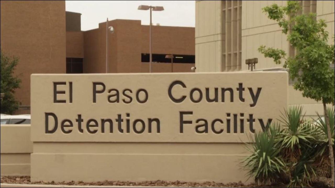El paso county detention facility inmate search