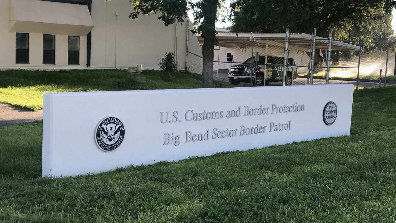 Border agents respond to migrants suffering from heat-related illnesses in desolate areas