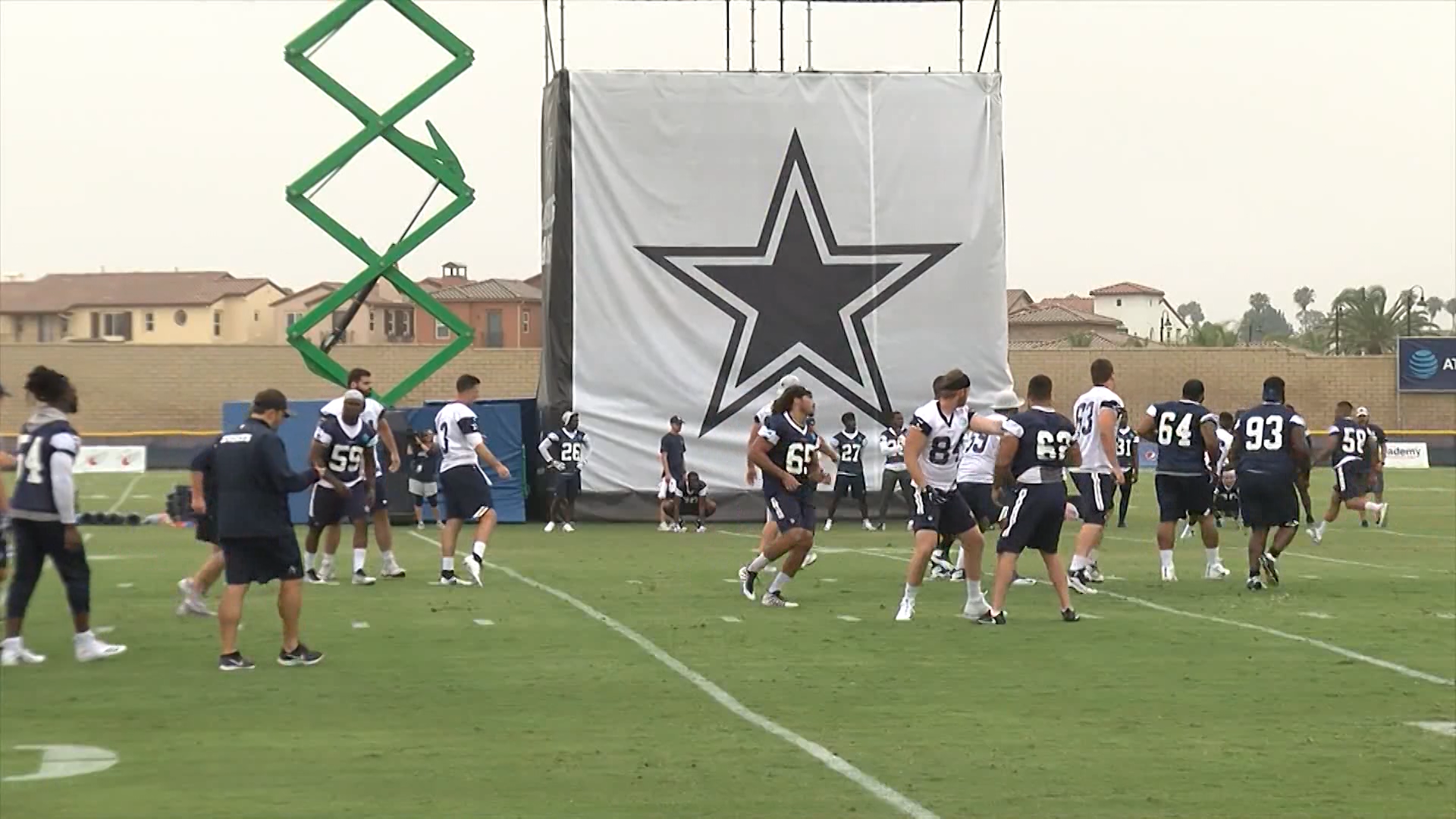 Nfl Tells Teams They Must Hold Training Camps At Home Ktsm 9 News