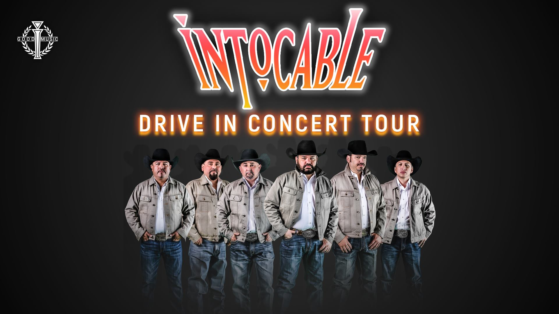 "Intocable Drive-In Tour (Photo taken from Facebook group ""Grupo Intocable"")"