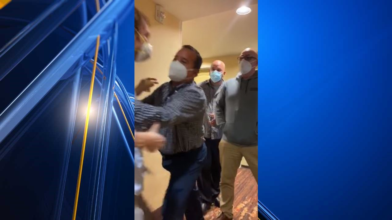 UPDATE: Migrant children no longer at hotel where ICE contractors, civil rights group had altercation