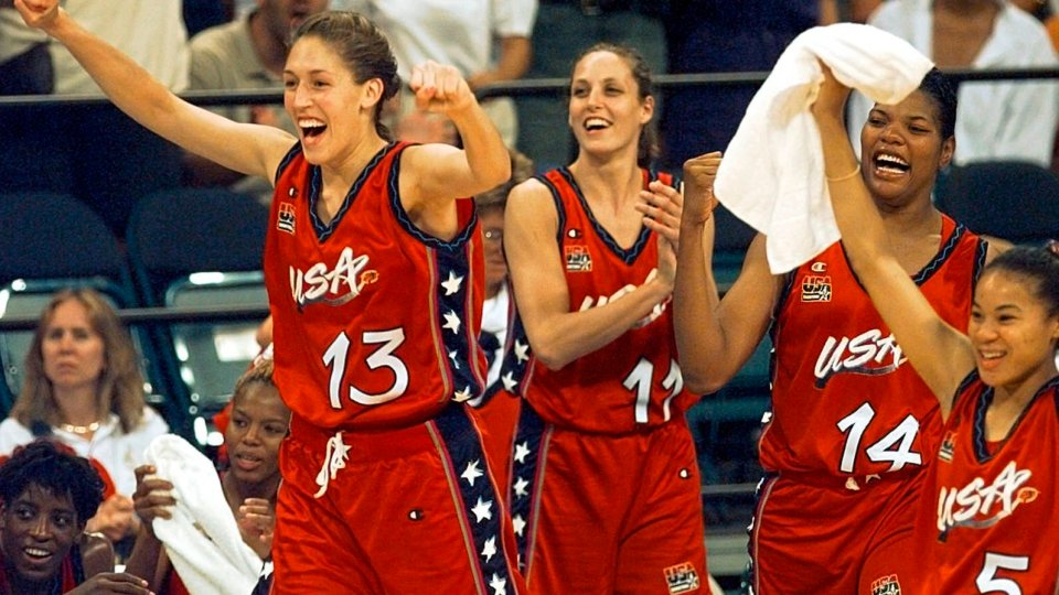 Summer of Women: Females stole the show at 1996 Olympics ...