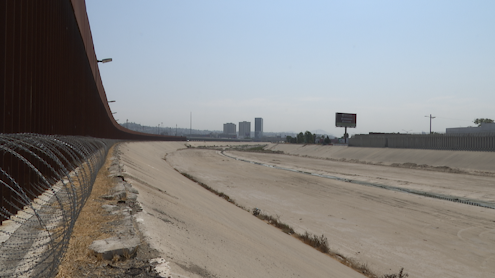 CBP plans to build border wall across Tijuana River, where no barrier exists