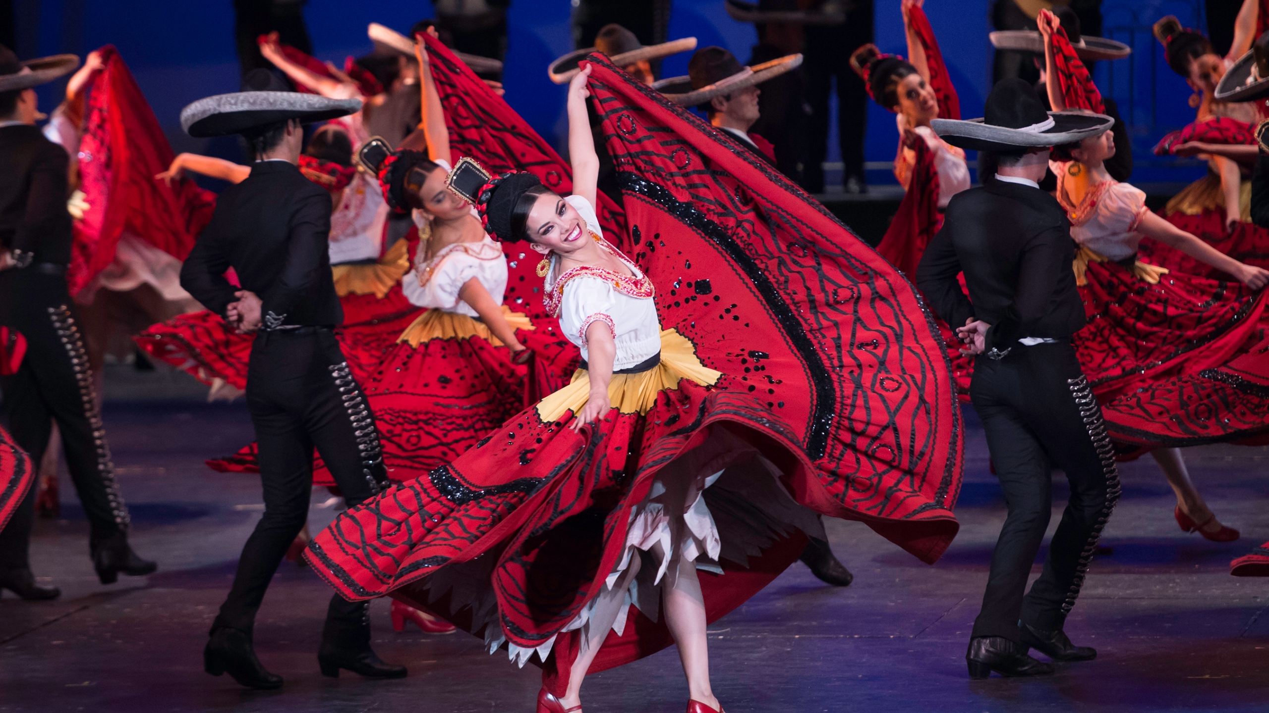 Ballet Folclorico de Mexico de Amalia H