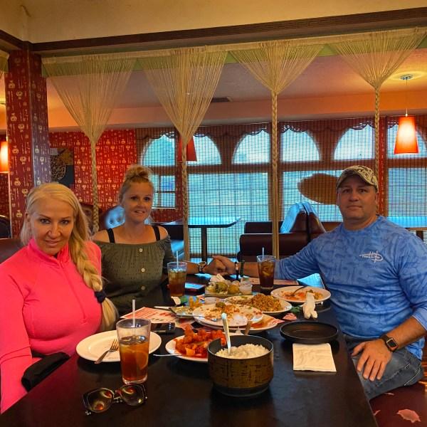 Long-lost siblings reunite at EPIA