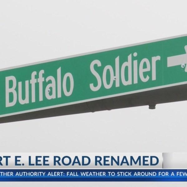 Robert E Lee renamed