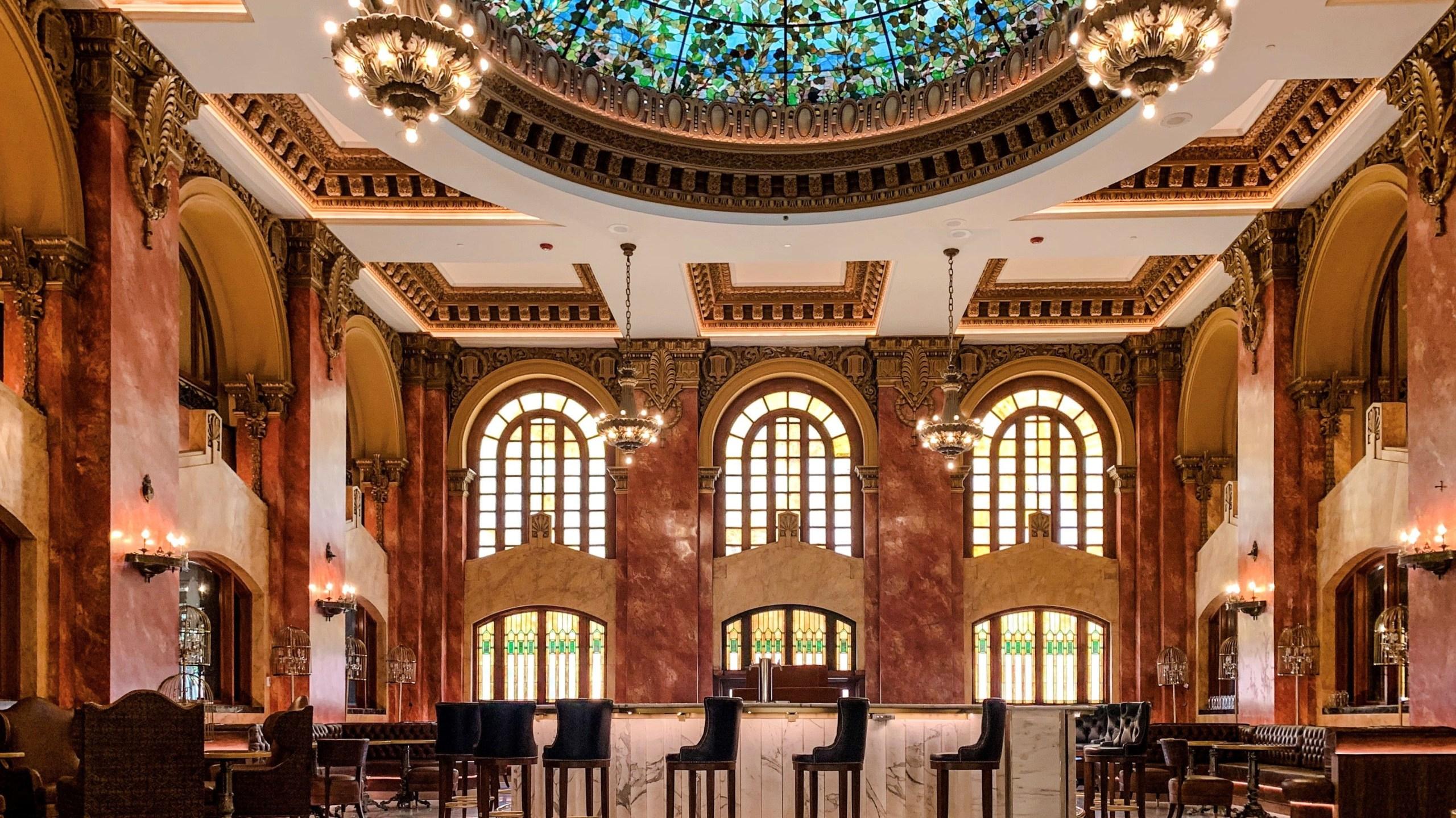 Hotel Paso del Norte Dome Bar
