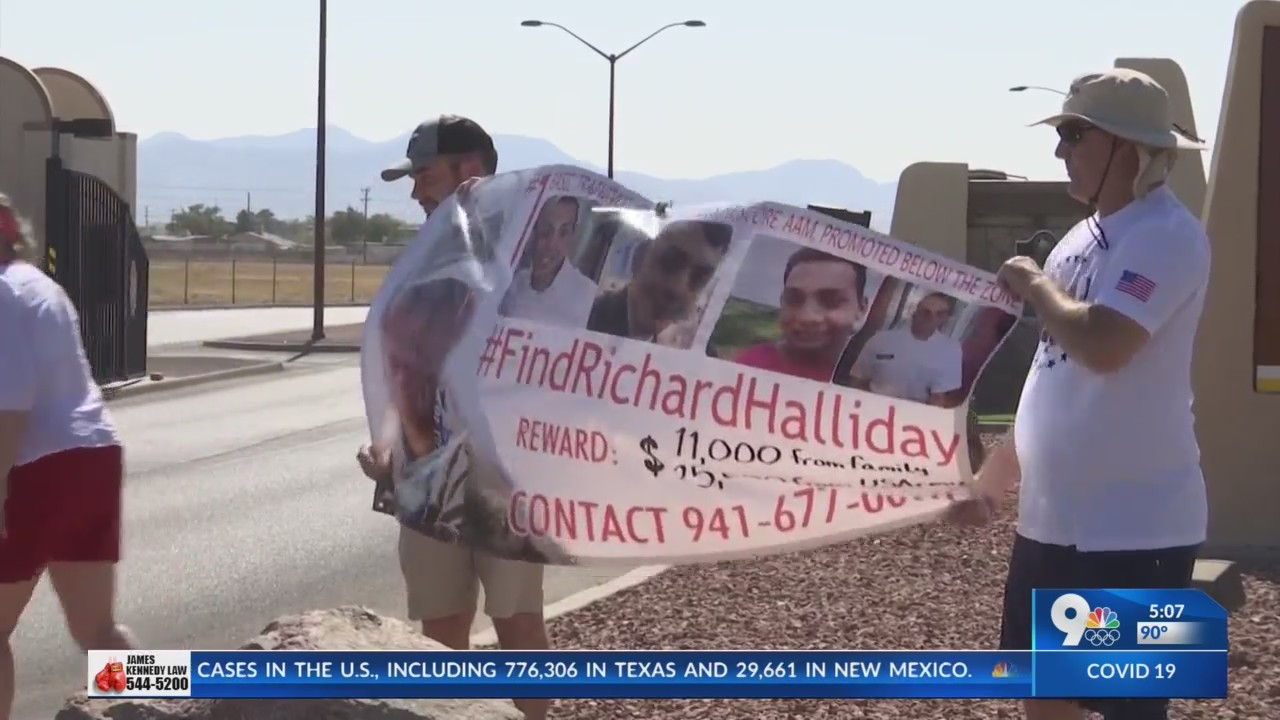 Family continues search for missing soldier