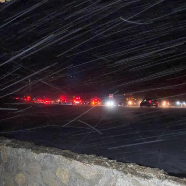Transmountain line_Winter Weather