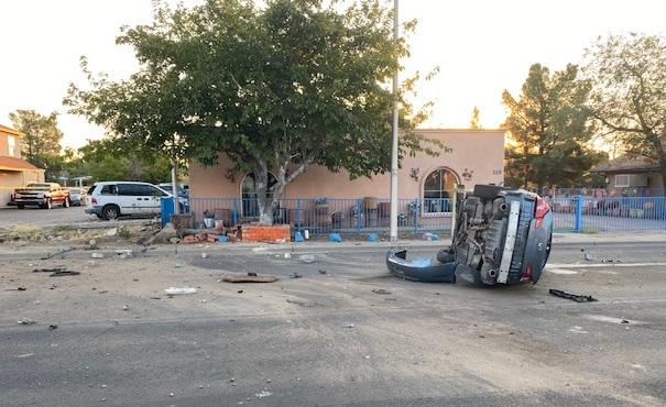 Solano Crash photo