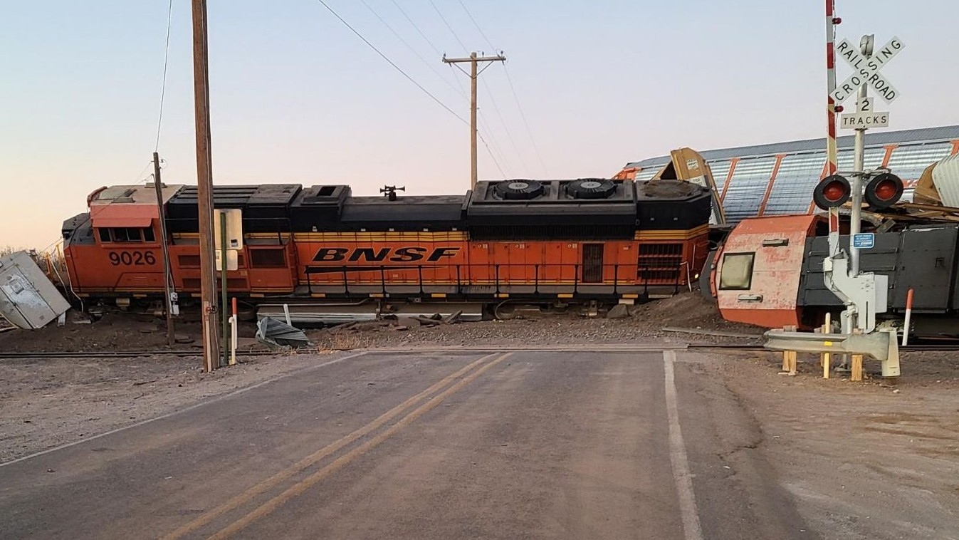 Vado train derailment