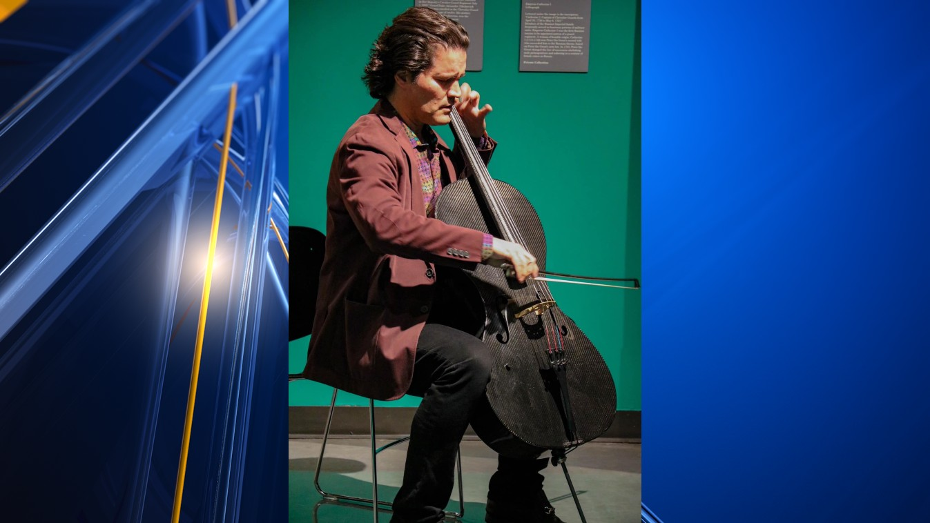 El Paso Pro-Musica Zuill Bailey