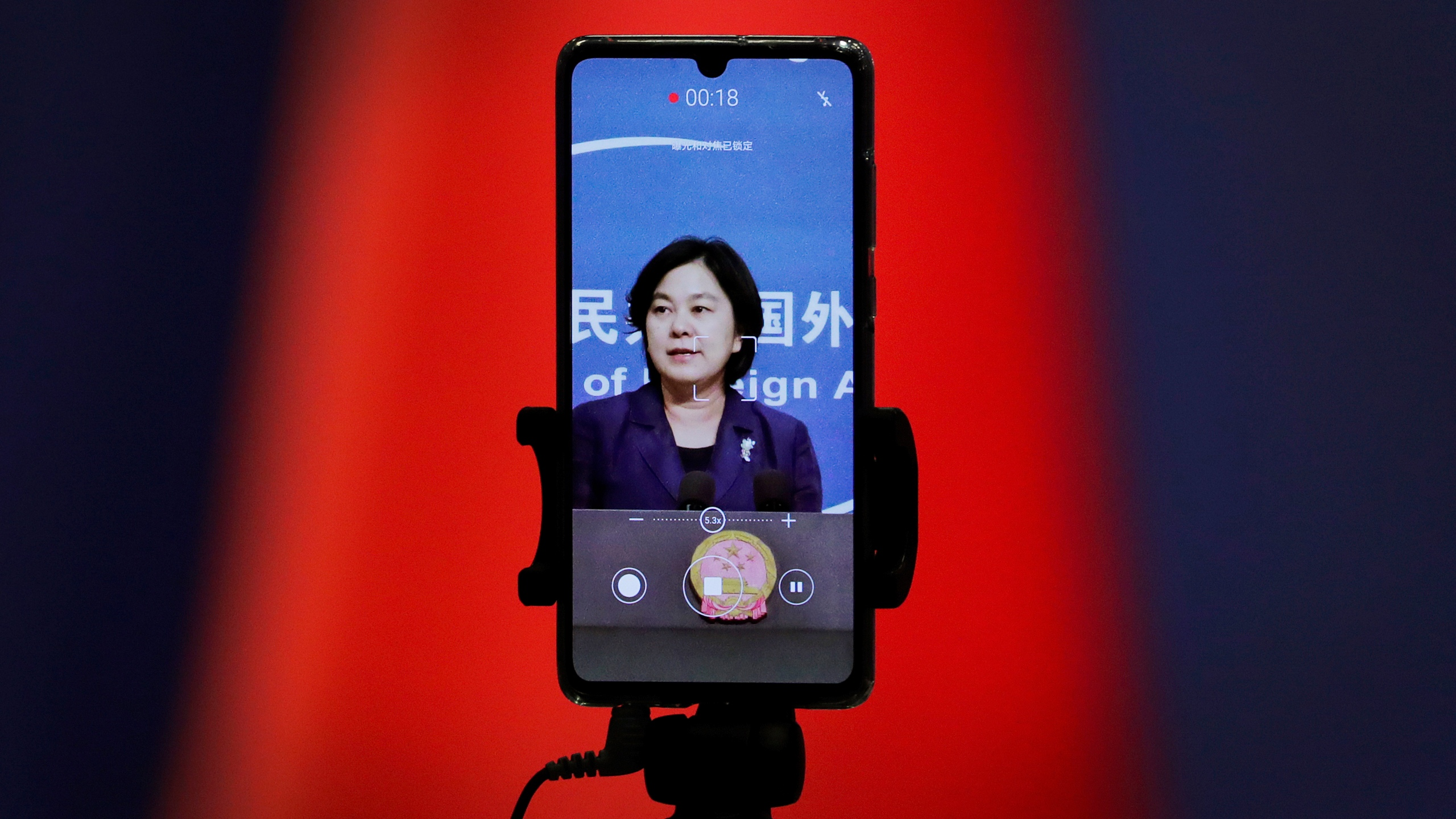 Hua Chunying