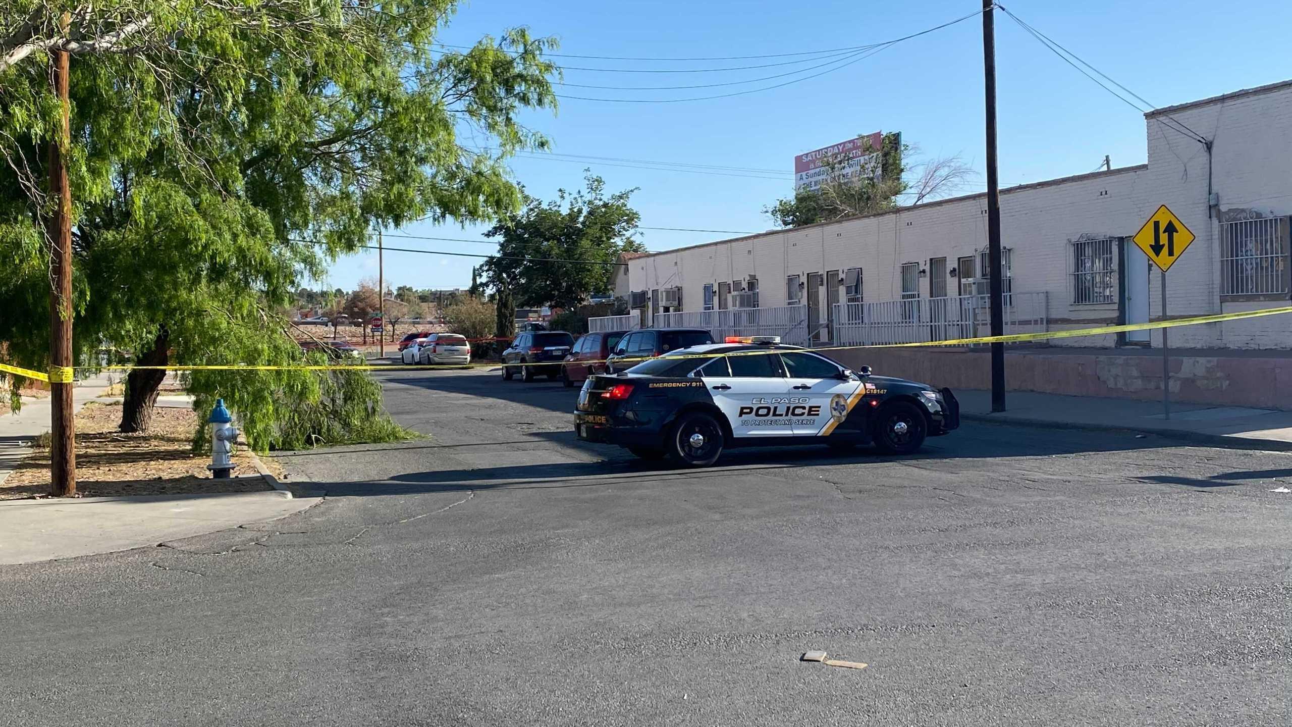 South Central El Paso stabbing