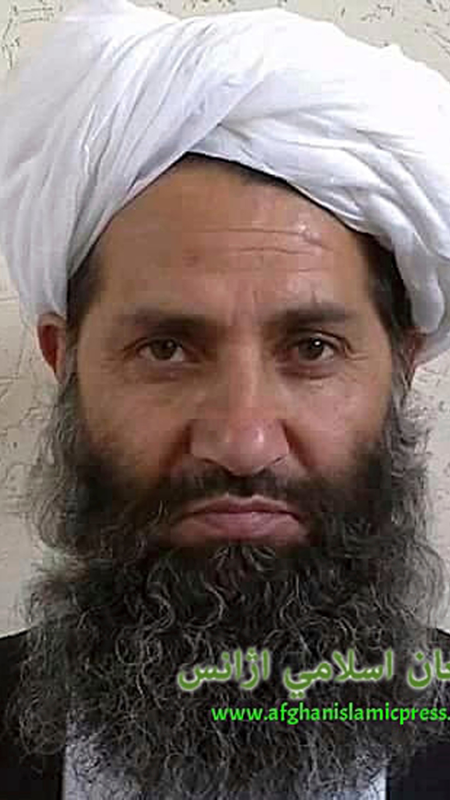 Mawlawi Hibatullah Akhundzada
